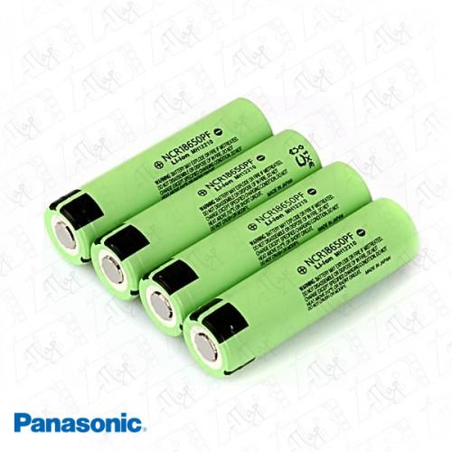 PANASONIC NCR18650PF  2900mAh 10A