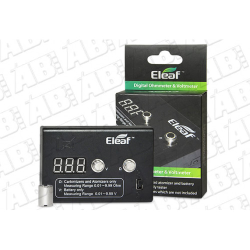 Измеритель Eleaf Ohmmeter and Voltmeter