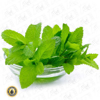 Natural mint