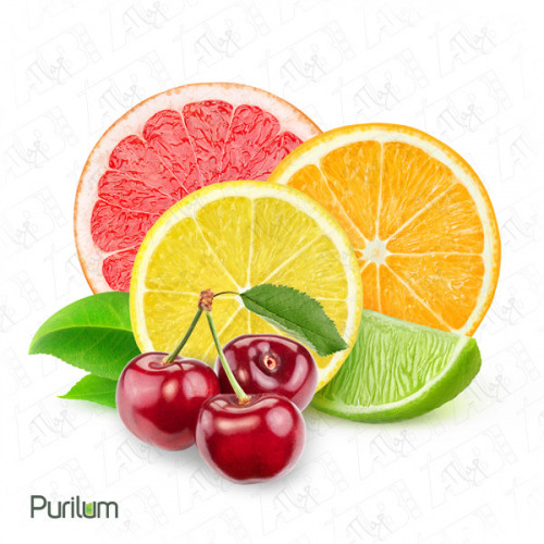 Sour Cherries & Oranges