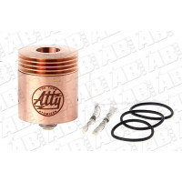 Атомайзер Tobh Atty V2 copper (клон)
